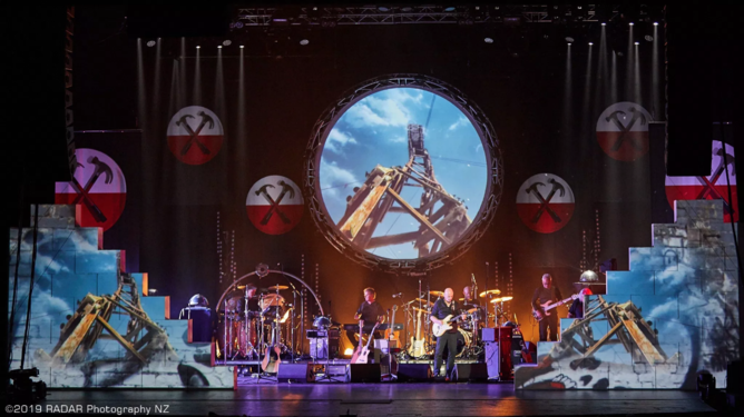 Concert Review - The Pink Floyd Experience | Pink Floyd Experience