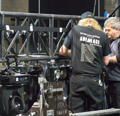 BEHIND THE SCENES - ANIMALS 2017 - Images by Jenny White